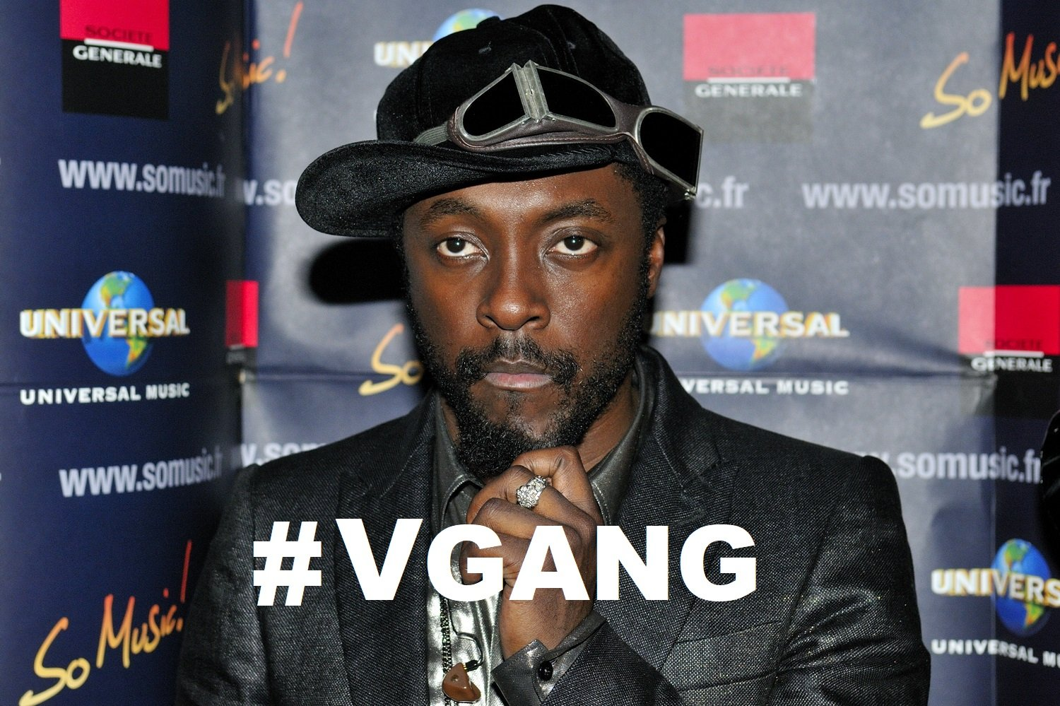 Will I Am vgang