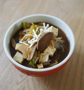 Is miso soup vegan